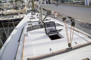 56' Deck Rigging